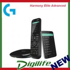 Logitech Harmony Elite Advanced Universal Remote Control