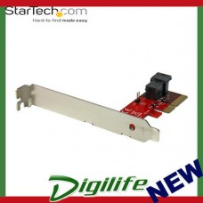 Startech x4 PCI Express to SFF-8643 Adapter for PCIe NVMe U.2 SSD PEX4SFF8643