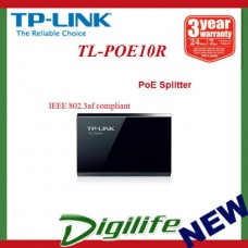TP-Link TL-POE10R PoE Splitter Power Supplier Adapter 802.3af up to 100m 5V/12V