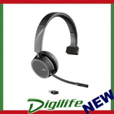 Plantronics Voyager 4210 USB-A Monaural Bluetooth Headset 211317-01