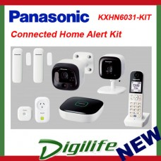 Panasonic Connected Home Alert Kit (Full Set)