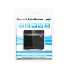Vantec NBA-BTA350-BK Bluetooth Audio Receiver Adapter BT