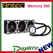 Antec Mercury 360 All In One Liquid CPU Cooler (3x120mm Fan)