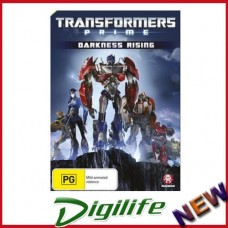Transformers - Prime - Darkness Rising : Vol 1 (DVD, 2012)