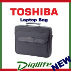 "Toshiba 15.6"" / 16"" Case Carry Bag Laptop Notebook Dell Sony Asus Acer HP"