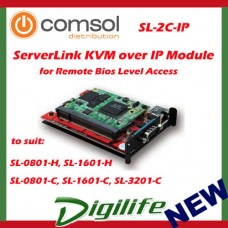 ServerLink KVM over IP Module for Remote Bios Level Access over IP SL-2C-IP