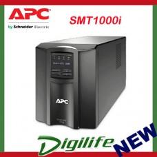 APC Smart UPS 1000VA LCD 700W/USB/Smartslot/3Yr Wty SMT1000i