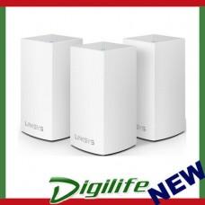 Linksys AC3900 Velop Intelligent Mesh Wi-Fi System 3-Pack - White