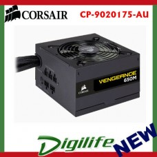Corsair 650W CX 80+ Silver Semi-Modular 120mm FAN Black  ATX PSU  CP-9020175-AU