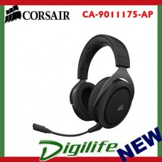 Corsair HS70 Virtual 7.1 Wireless Gaming Headset - Carbon CA-9011175-AP
