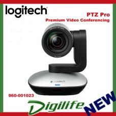 Logitech PTZ Pro Web Camera Premium Video Conferencing HD 1080P Autofocus USB