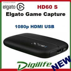 Elgato Game Capture HD60 S High Definition Gaming Recorder HDMI 1GC109901004