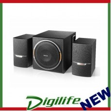 Edifier XM3BT 2.1 Bluetooth Multimedia Speakers - BT4.1/3.5mmAUX/USB/SD/FM Radio