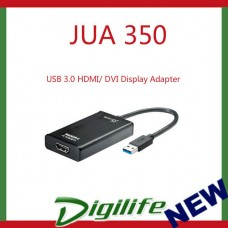 J5create USB 3.0 HDMI/DVI Display Adapter (Windows/Mac) JUA350