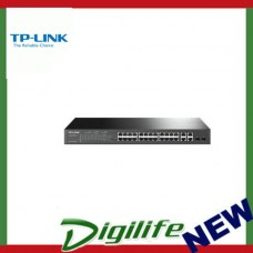 TP-Link 24+4 Switch 24x10/100, 4 Giga with POE