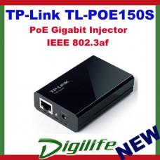 TP-Link TL-POE150S POE Injector Power Adapter 802.3af up to 100m IEEE 802.3af