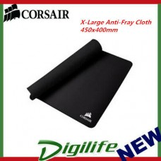 Corsair MM250 Champion Series X-Large Anti-Fray Cloth Gaming Mouse Pad. 450x400m