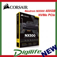 Corsair Neutron Series NX500 400GB Add in Card NVMe PCIe SSD CSSD-N400GBNX500