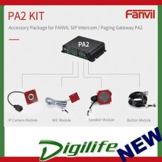 Fanvil PA2 Accessories Kit to suit IPF-PA2KIT