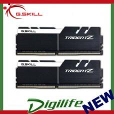 G.Skill F4-3200C16D-32GTZKW 2X 16GB PC4-25600 / DDR4 3200 MHZ TRIDENT Z