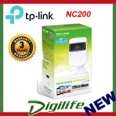 TP-Link NC200 Wireless 300Mbps Cloud Camera Security Surveillance Live WIFI WPS