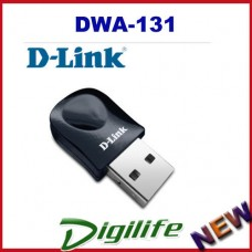 D-Link DWA-131 Wireless N300 Nano USB Adapter