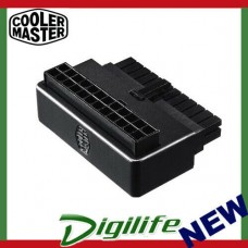 Cooler Master 24-Pin ATX 90 Degree Adapter w/ Capacitors CMA-CEMB01XXBK1-GL