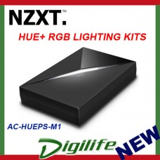NZXT HUE+ RGB Lighting Lits Advanced PC lighting with CAM Digital Controls