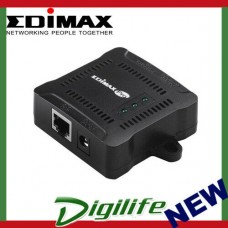 Edimax GP-101ST 802.3at Gigabit PoE+ Splitter with Adjustable DC Output