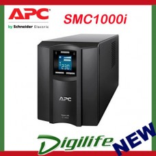 APC Smart UPS 1000VA 230V UPS 600W/20min Runtime @ Half Load SMC1000i