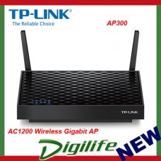 TP-Link AP300 1200Mbps Wireless Access Point Dual Band Gigabit AC Range Extender