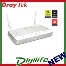 Draytek Vigor2133VAC Wireless Gigabit Broadband Firewall Router 450Mbps AC1200