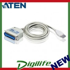 Aten USB to IEEE-1284 Printer Interface with 1.8m Cable  UC1284B-AT