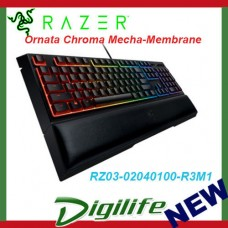 Razer Ornata Chroma Mecha-Membrane Gaming Keyboard RZ03-02040100-R3M1