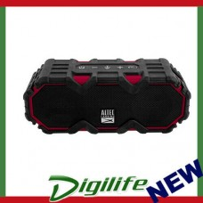 Altec Lansing Mini LifeJacket Jolt Bluetooth Speaker - Black/Red IMW479-TRD