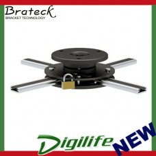 Brateck Anti-theft Aluminum Flat Projector Mount PRB-11S