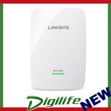 Linksys RE4100W N600 Dual Band Wi-Fi Range Extender RE4100W-AU