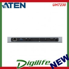 Aten UH7230 Thunderbolt 3 Multiport Dock with Power Charging