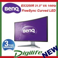 "BenQ EX3200R 31.5"" VA 144Hz FreeSync Curved LED Monitor"
