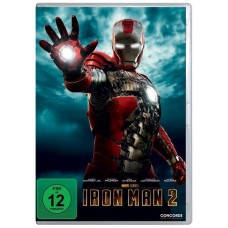 IRON MAN 2 - NEW SEALED R4 DVD