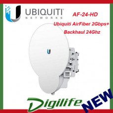 Ubiquiti AirFiber 2Gbps+ Backhaul 24Ghz Directional Antenna AF-24-HD 20KM