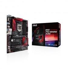 ASUS B150 PRO GAMING/AURA Intel B150 ATX RGB Motherboard [90MB0PF0-M0UAY0]